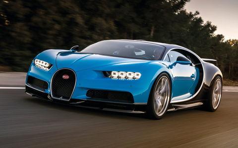 Первый российский владелец Bugatti Chiron не может кататься по России