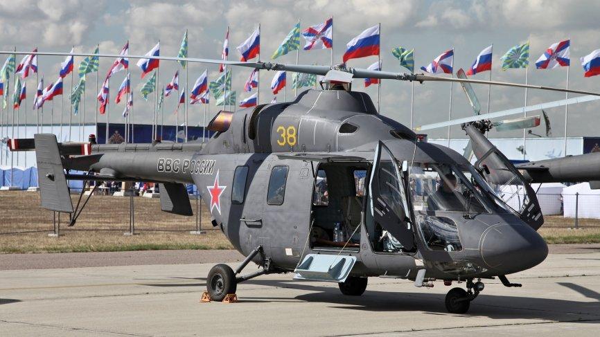 РФ создает новые авиационные…