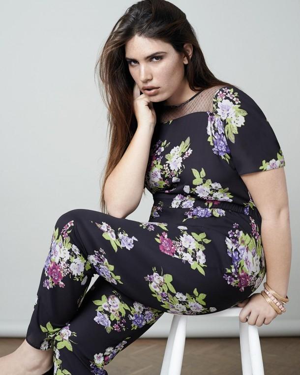 Новая стильная одежда 2014 для пышечек