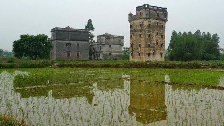 Diaolou05 Мой дом моя крепость