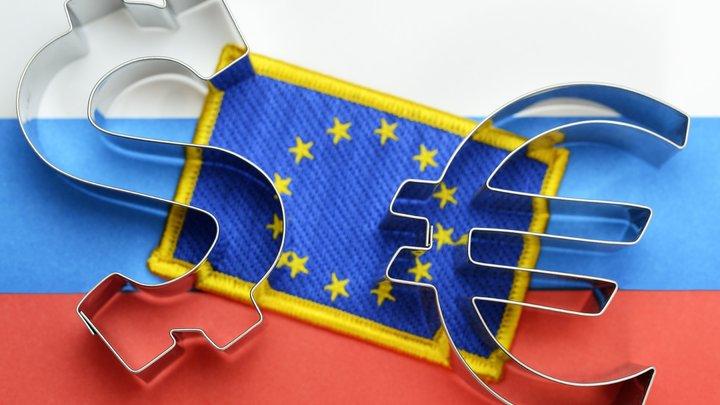Не простили Крымский мост: Истерика ЕС обернулась новыми антироссийским санкциями