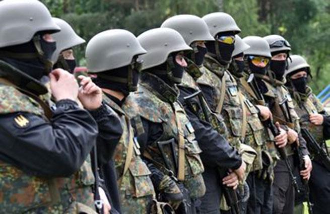 Батальон «Айдар» арестовал украинских разведчиков