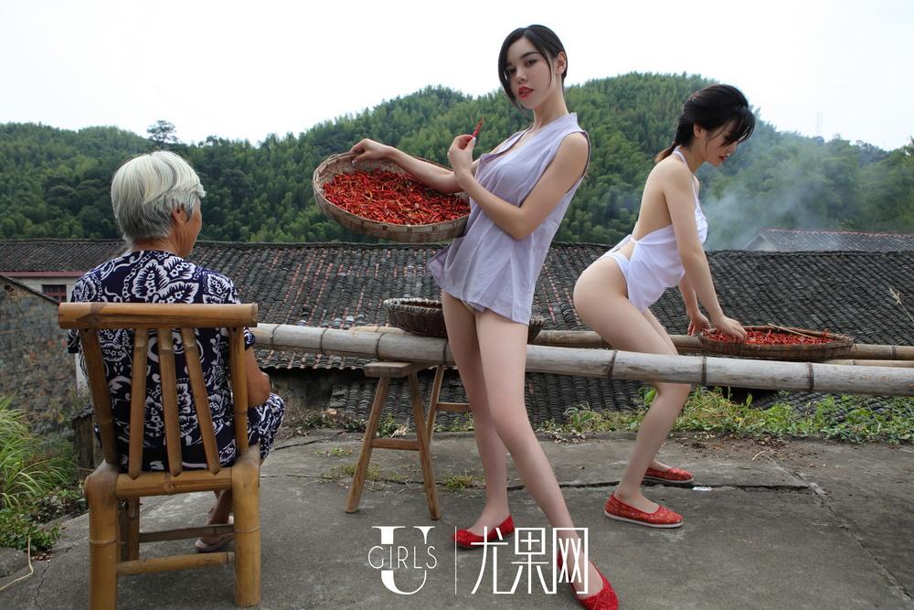 Сексуальные девушки в китайс…