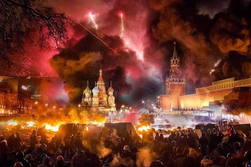 Против России разыгрывают «м…