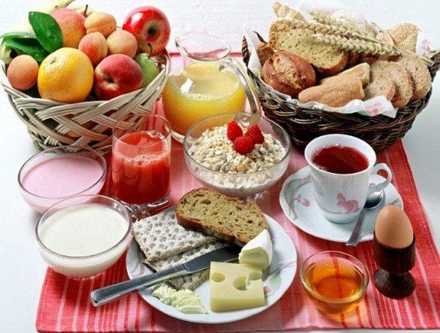 6 правил вкусного и полезного завтрака