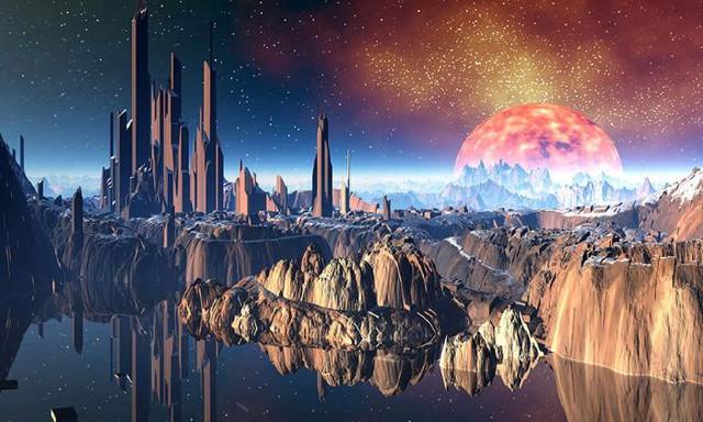 На Луне существовали условия для жизни