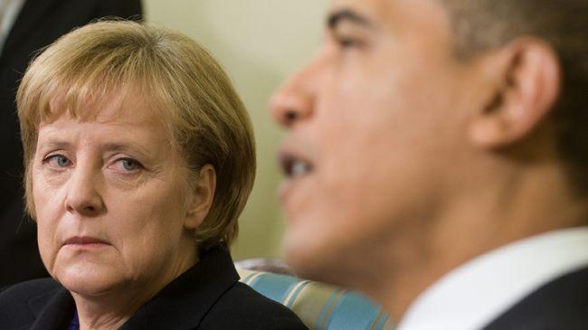 Германия залепила хорошую пощечину США