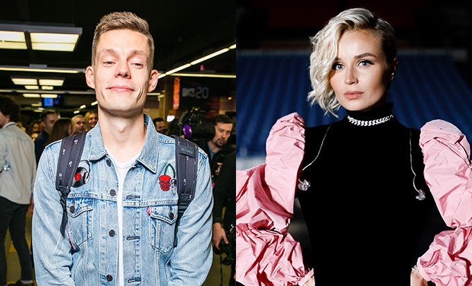 Дудь, Билан, Гагарина и другие на праздновании 20-летия MTV Russia