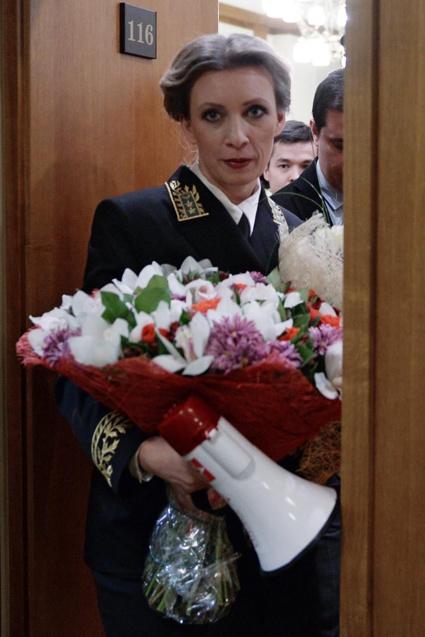 Захарова мария владимировна фото свадьбы