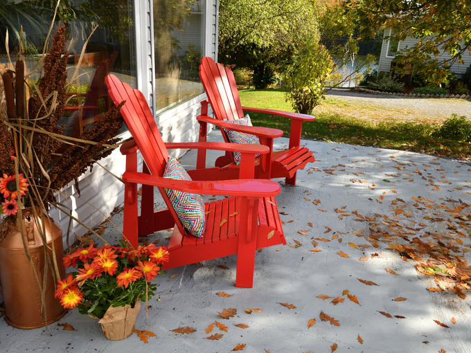 Самые важные работы в саду и огороде в октябре