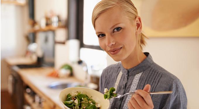 Согласно правилам китайской медицины, у женщин каждые 7 лет должен меняться стиль питания