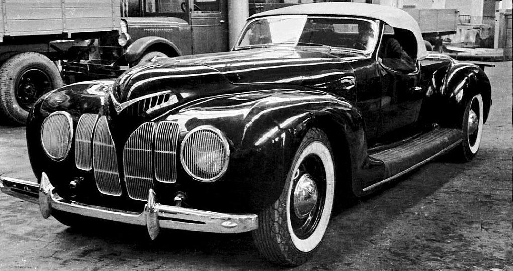 Советские спортивные автомобили(25 фото)