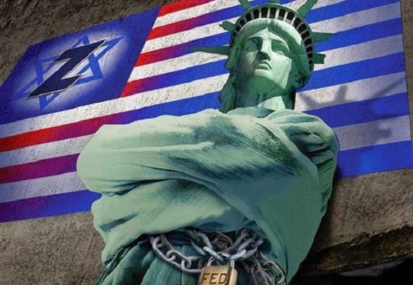 Израильское лобби в США уничтожает государство и народ. Часть 2