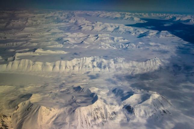 Оазис в сердце Арктики: Шпицберген