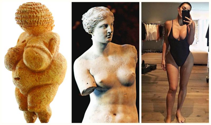 От Венеры палеолита до Кардашьян: как менялась мода на женскую грудь