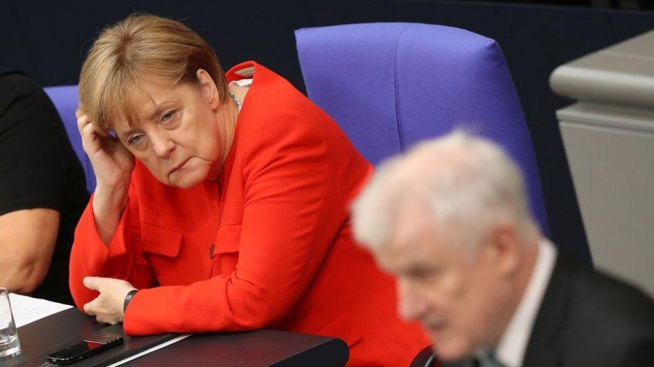Меркель капут