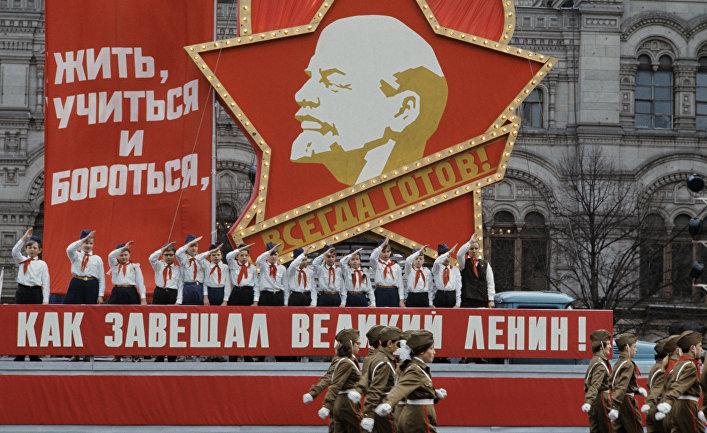 СССР был дьявольским государством ( Folha logo Folha, Бразилия )