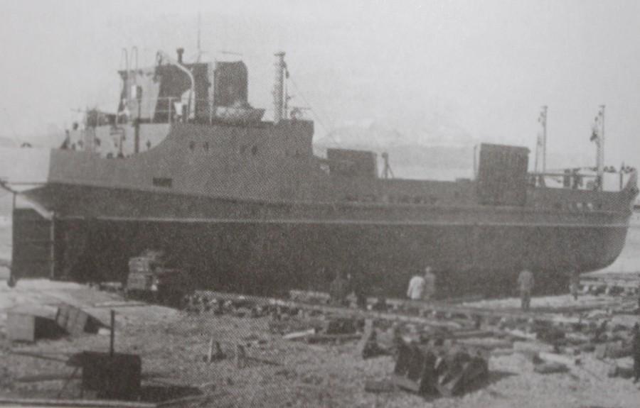 Немного о монгольском флоте