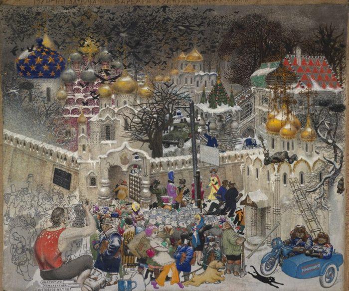 художник Василий Ситников картины - 15