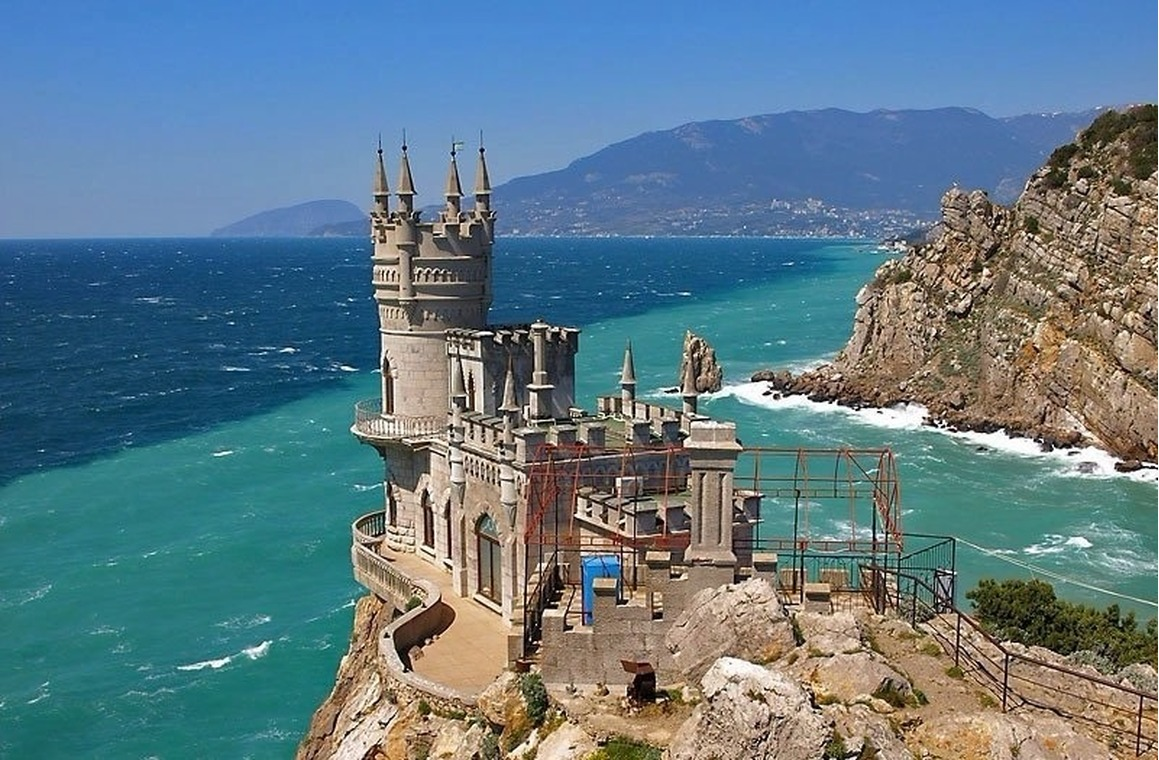 Крым установил туристический рекорд в новогодние праздники