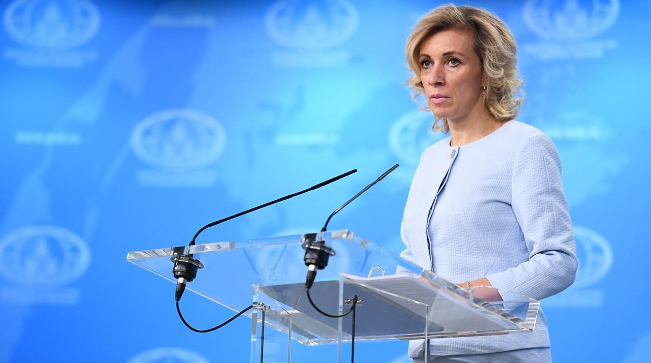 Захарова рассказала о зеркальном ответе на санкции США
