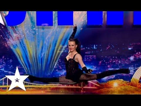 Татьяна Кундик ходит по проволке - Україна має талант-6 - Кастинг в Харькове