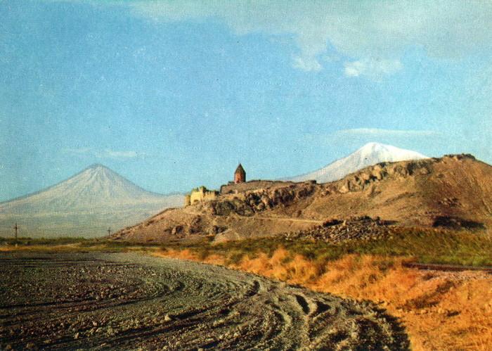 Гегардский монастырь в Абовянском районе.