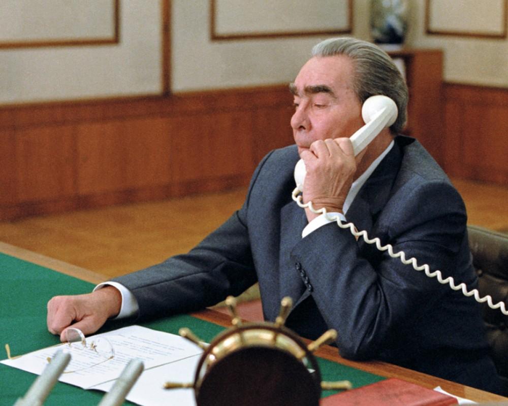 Ранней весной 1966 года, в кабинете генсека Леонида Брежнева раздался звонок... Невероятная история