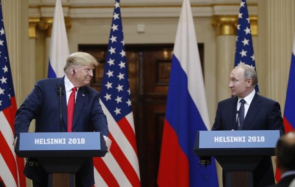 Трамп: После встречи сПутин…
