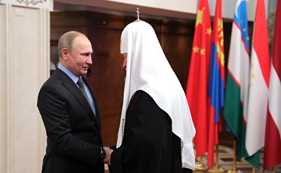 Песков заявил о готовности России «защитить интересы православных» на Украине