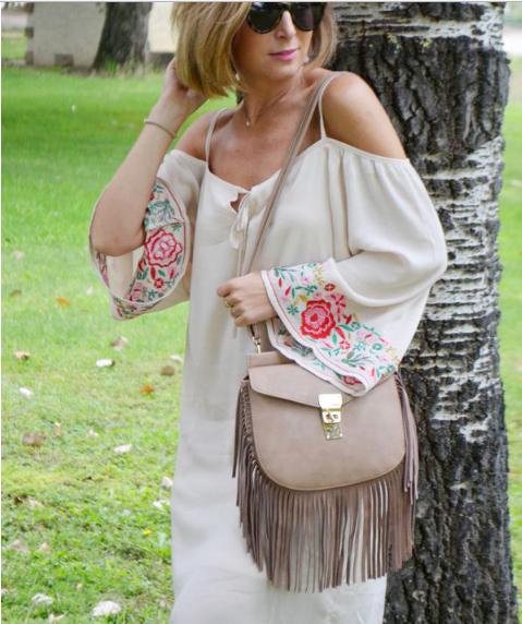 12 стильных летних платьев для женщин за 50 —  популярные фасоны 2018