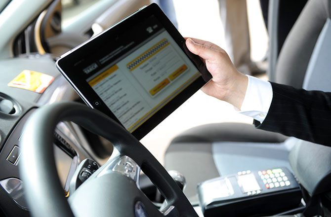 какой лучше скачать навигатор дл¤ работы в такси