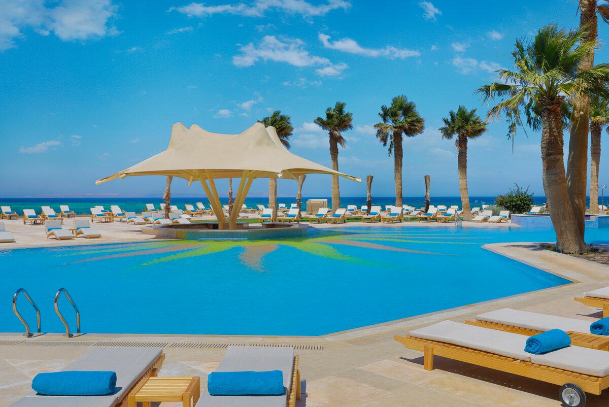 Египет: простыми словами — куда лететь после запуска чартеров. Это отель Hilton Plaza 5*