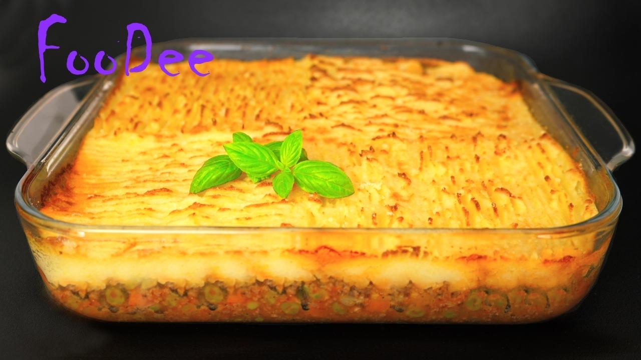 Пастуший пирог - вкуснейшее горячее блюдо для всей семьи