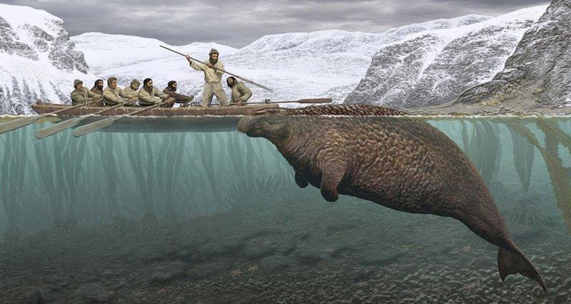 20 видов животных, вымерших в результате человеческой деятельности