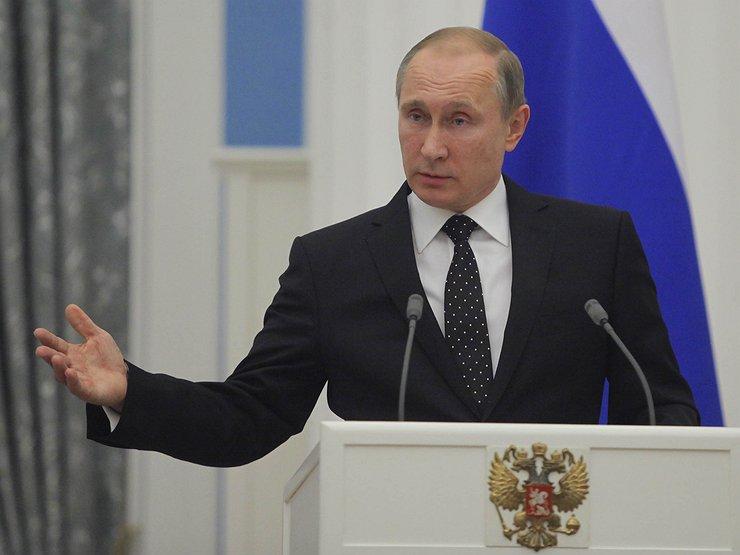 Путин поставил крест на электромобилях в России
