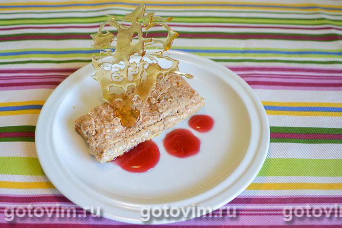 Краковские пирожные. Фотография рецепта