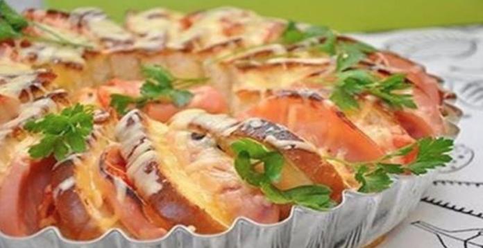ЛЮБИМЫЙ ЗАВТРАК. Оригинальные горячие бутерброды