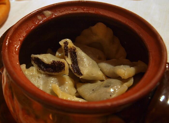 Рецепты по четвергам. Клёцки, ньокки, галушки, вареники. Вареники в горшочках (2)