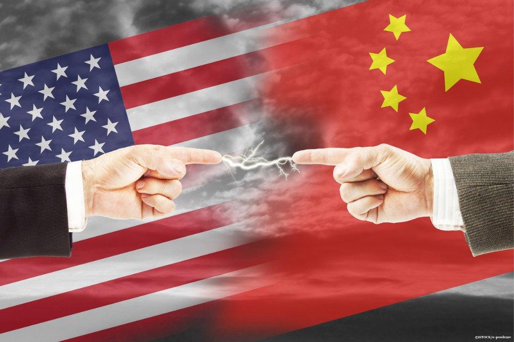 Горячий понедельник для США и Китая