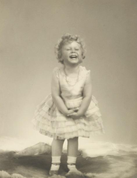 30 архивных фото британской королевской семьи