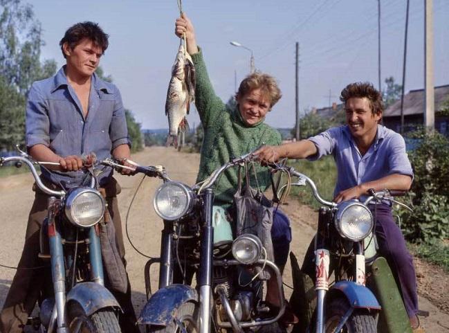 Как и чем прикармливали рыбу в советское время