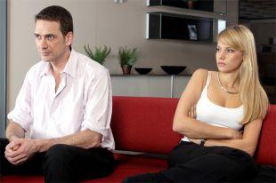 Неудачный брак повышает опасность проблем с сердцем