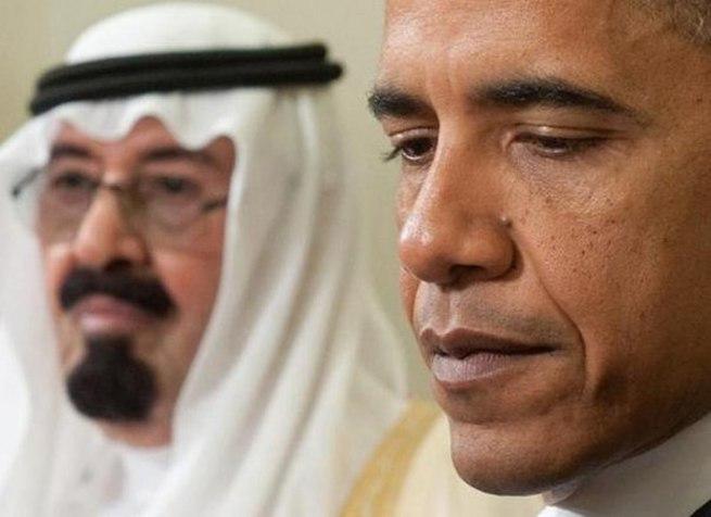 Обаме в Саудовской Аравии оказали нарочито пренебрежительный прием