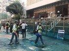 Hong Kong Police attacked th…
