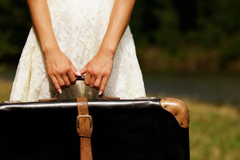 Доменик Лоро: Все, чем владеет человек, должно умещаться в двух чемоданах