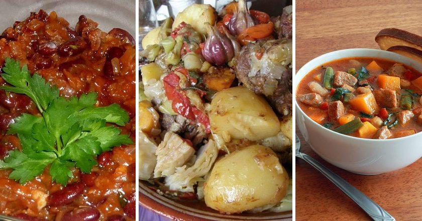 Цыганские блюда