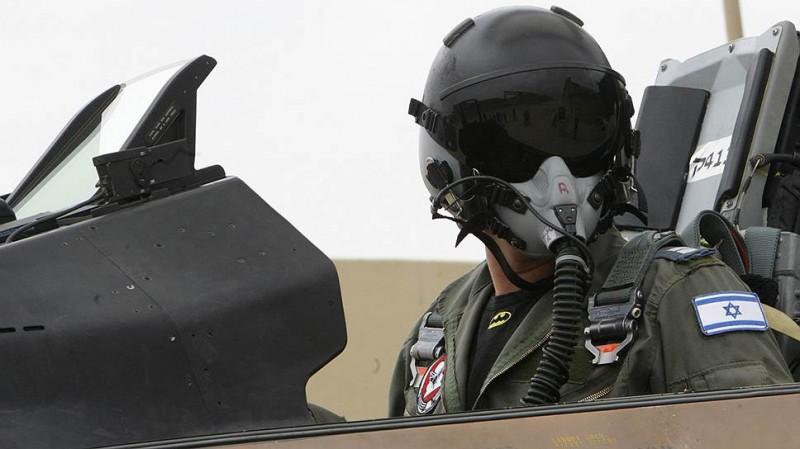 ВВС Изралия атаковали правительственные силы Сирии