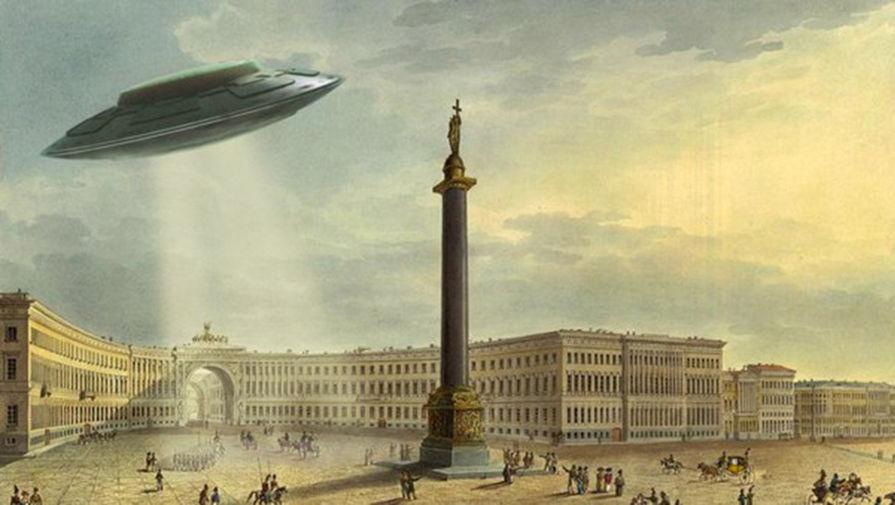 Петербург построили атланты. Кто на самом деле построил Санкт-Петербург