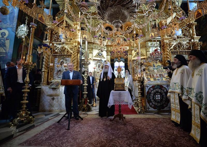 Почему Путин взошел на византийский трон / у либерастов бомбит